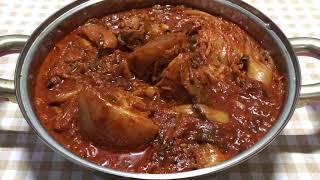 돼지고기 김치찜 만들기(Steamed pork kimc…