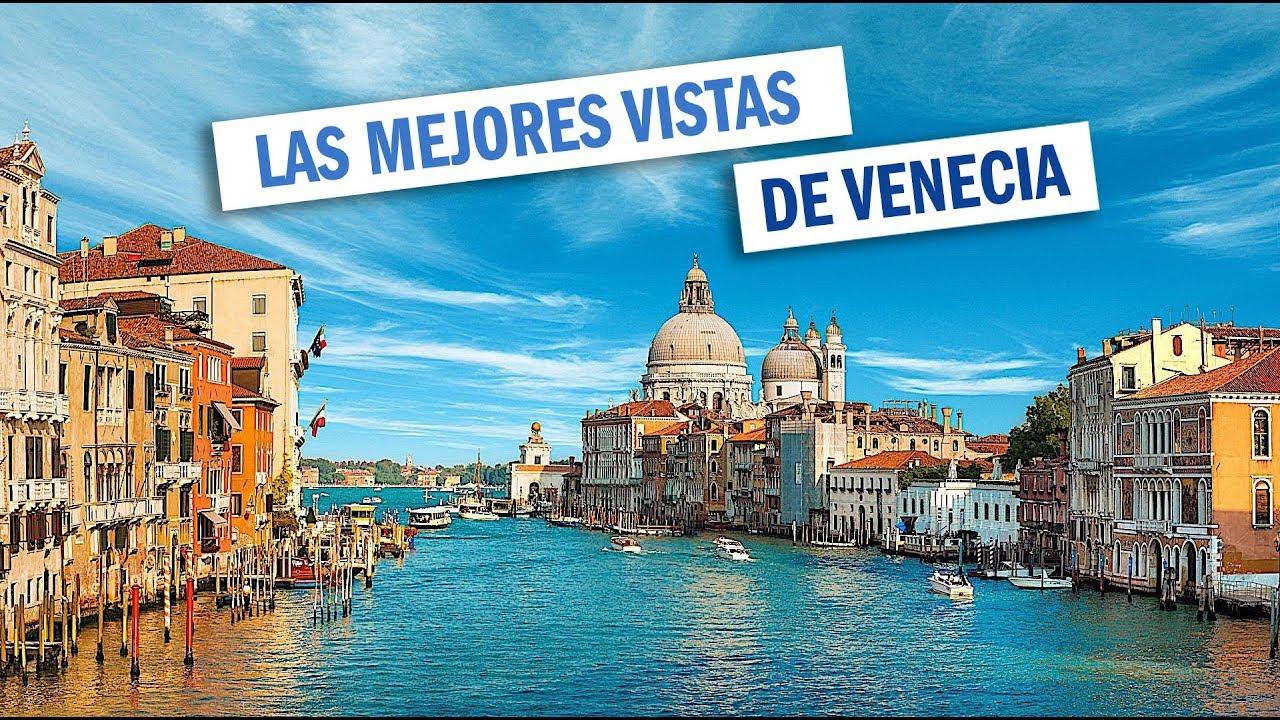 5 mejores vistas de venecia guia viaje italia youtube for Be italia