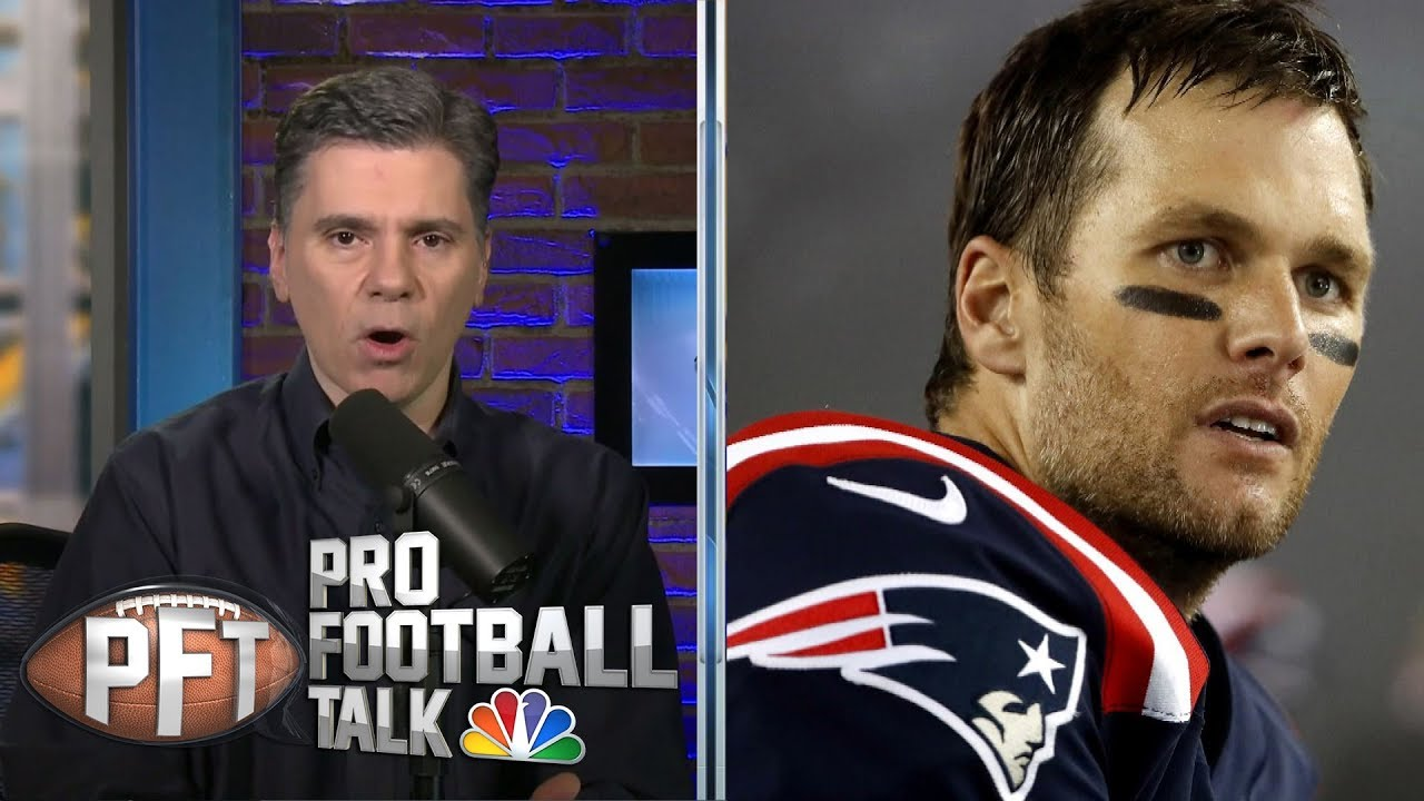 Analyzing Tom Brady's Oprah interview I Pro Football Talk I NBC Sports