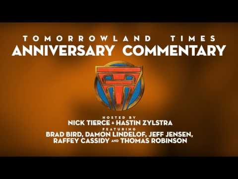 Tomorrowland Times Anniversary Commentary