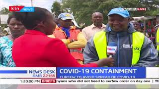 Nakuru traders decry lack of business as the COVID-19 pandemic goes on