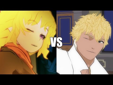 RWBY Discussion: Shipping part 2 - Bumblebee vs Black Sun