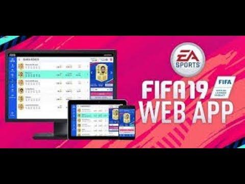[LIVE] Web App FIFA19 - Compravendita estrema !