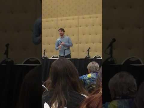 Jon Heder Panel RICC