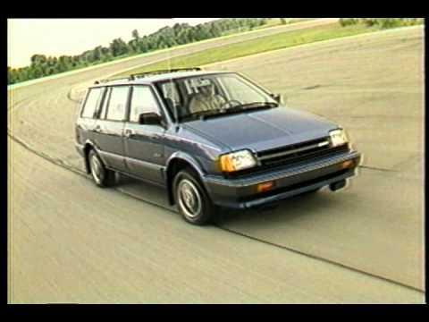 1988 Plymouth Vista 4x4