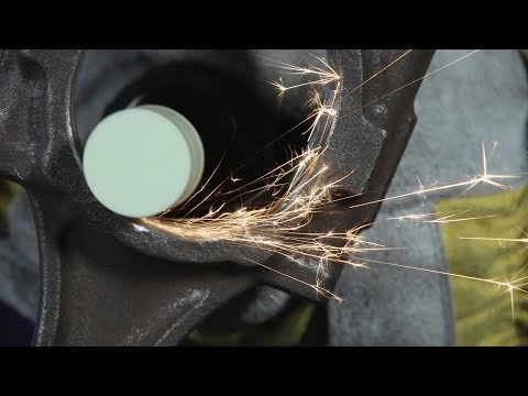 How to Use a Pneumatic Die Grinder