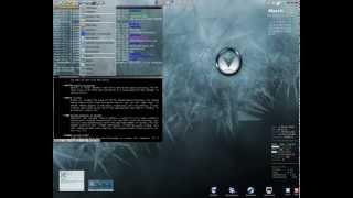 FVWM-Crystal on Debian Lenny