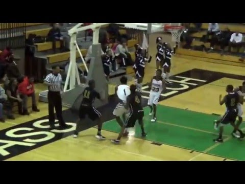 Justin Turner 2016 Detroit Renaissance High School highlights vs King PSL Playoff Semifinal