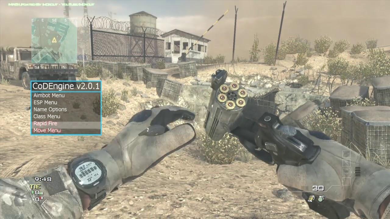 Multi - CoD | CoDEngine Updated | MW3 TU24 | Release + Download (JTAG/RGH)