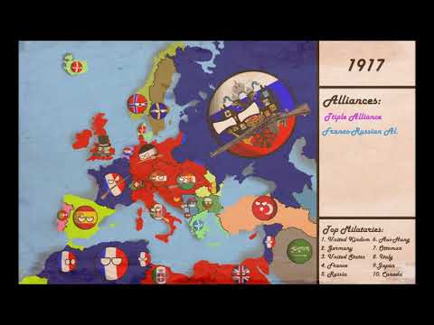 Alternative history of Europe #2: A Great war