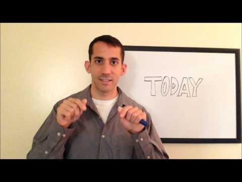 3-Minute Motivational Speech: Appreciate the Power of Today
