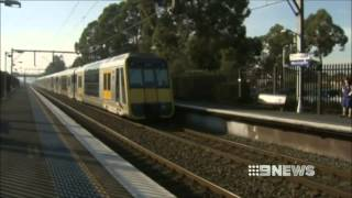 [Nine News Sydney] Public transport fares to rise - 12/12/2013