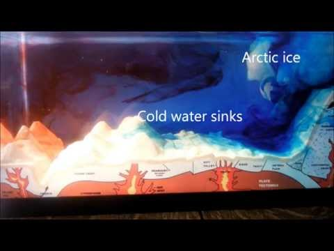 Ocean Currents & Sea Floor Topography