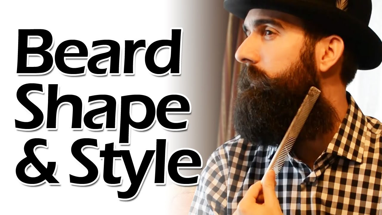 Discover Your Beard Shape And Style Youtube