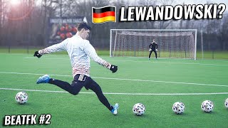 This Footballer is the Sunday League Lewandowski | #BEATFK Ep.2