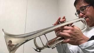 trumpet#ハイノート#risingsun.