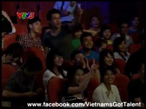 Vietnam_s Got Talent  :Nguyễn Thị Phương Anh - Let_s Dance (Hannah Montana)