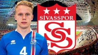 Hjörtur Hermannsson Nasıl Bir Oyuncu? Oyuncunun Analizi.Katacakları / Sivasspor
