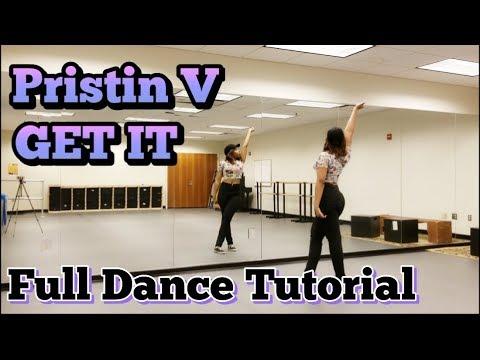 PRISTIN V(프리스틴 V) _ Get It(네 멋대로) - FULL DANCE TUTORIAL