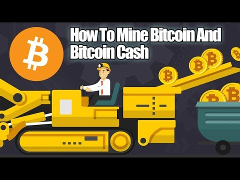 How To Mine Bitcoin Cash & BTC Complete Mining Tutorial & Setup With Pool Configuration Guide