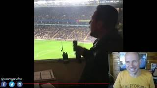 Fenerbahçe's Announcer Hakkı Akkaya (Brutal Vocal Announcement) Voice Analysis