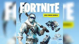 "LIVE Fortnite Xbox PACK Great Cold ""1000 V-Bucks - Arctic Pilot Skin"" - Games with LI subscribers"