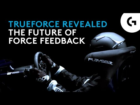 TRUEFORCE: behind the tech bringing racing game physics to life