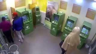 Прикол-Говорящий банкомат )))