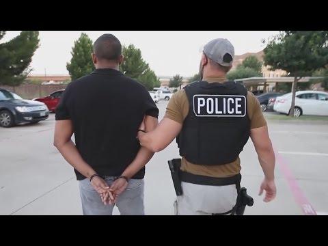 US Marshals Arrest International Fugitives Wanted by Interpol