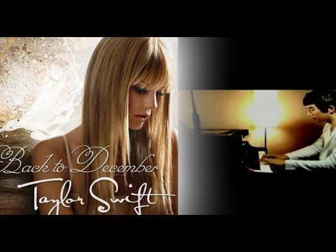 back-to-december---taylor-swift-(music-video)---yoonha-hwang-piano-cover-with-lyrics-(official)