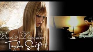 Back To December Taylor Swift - Yoonha Hwang Piano Cover with lyrics.mp3