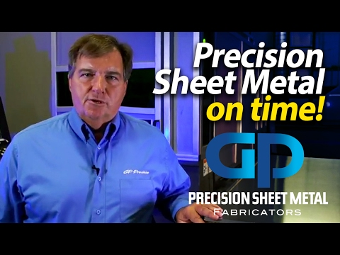 Precision Sheet Metal Fabricators - Laser Cutting - Card Cages - GP Precision