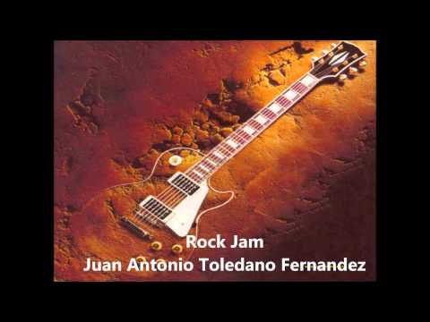 Rock & Roll Guitar Music Instrumental - Juan Antonio Toledano Fernández