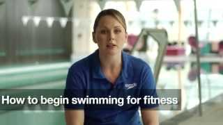 Speedo Advisors | How to begin swimming for fitness by Julie Johnston