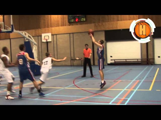Binnenland U20 vs Gasterra Flames U20 Groningen