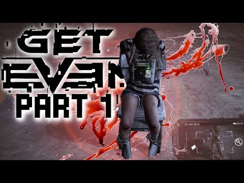 Who Is To Blame? | Get Even | 2 Girls 1 Let's Play Gameplay Walkthrough Part 1
