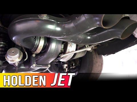 REAR mount turbo CULPRIT Torana
