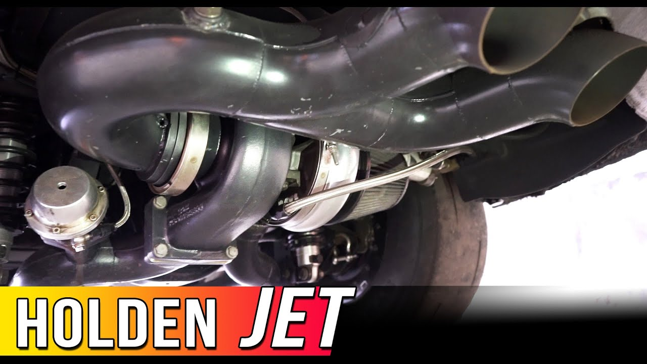 Rear Mount Turbo Culprit Torana Youtube