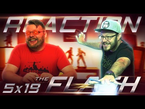"""The Flash 5x19 REACTION!! """"Snow Pack"""""""