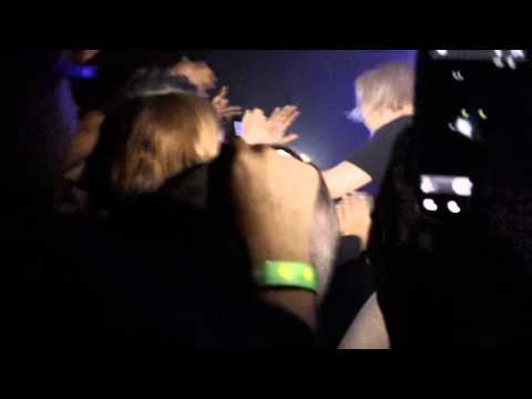 BAPTISM & SUFFOCATION - CRYSTAL CASTLES @HOUSE OF BLUES HOUSTON