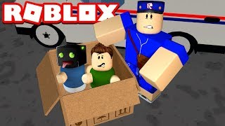 THE POSTMAN FINDS US?! - Roblox [English/HD]