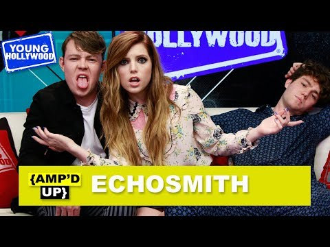 Echosmith Plays The Sibling Challenge!