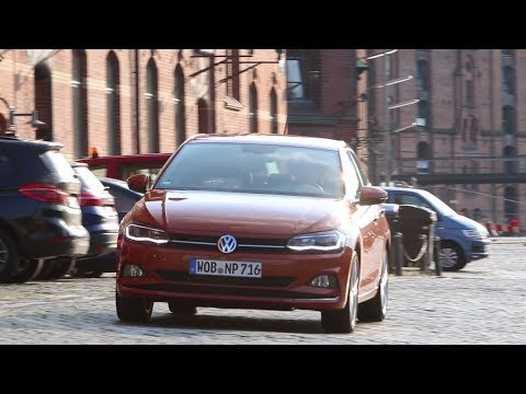 ANWB Test Volkswagen Polo 2017