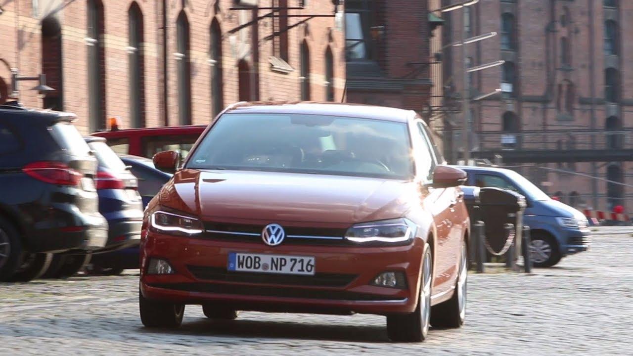 Anwb Test Volkswagen Polo 2017 Youtube