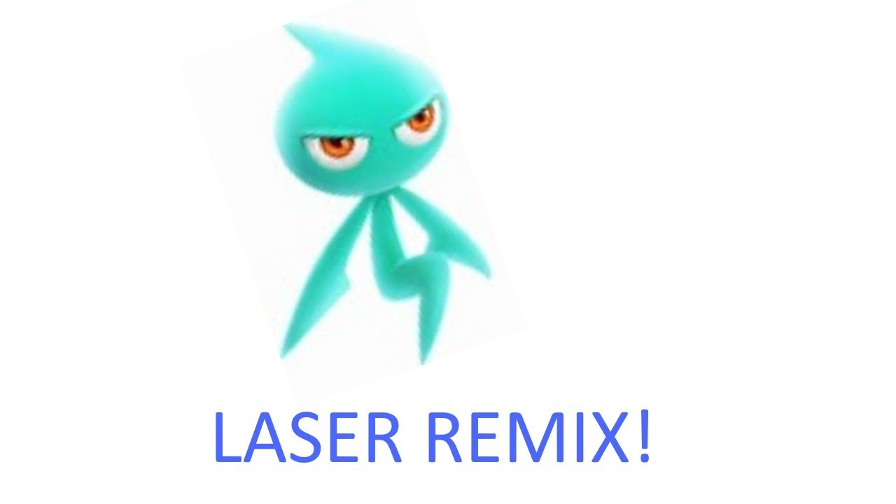Cyan Laser Theme Remixsonic Colors Remix By Rocky And Yipper Youtube