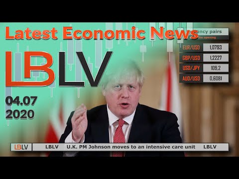 LBLV U.K. PM Johnson moves to an intensive care unit 2020/07/04