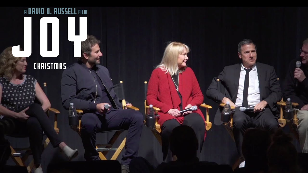 Christmas Joy Cast.Joy Conversations With David O Russell And Cast Hd 20th Century Fox