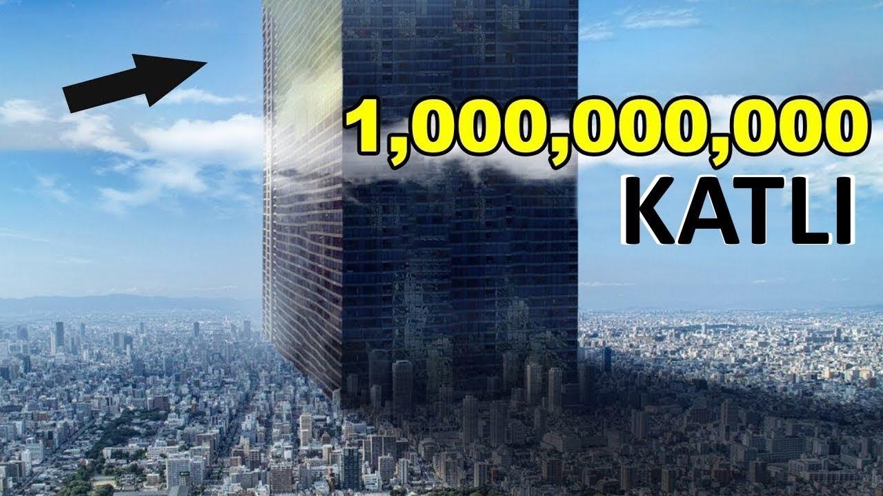 1 Milyar Katlı Bir Gökdelen Yaparsak Ne Olur?