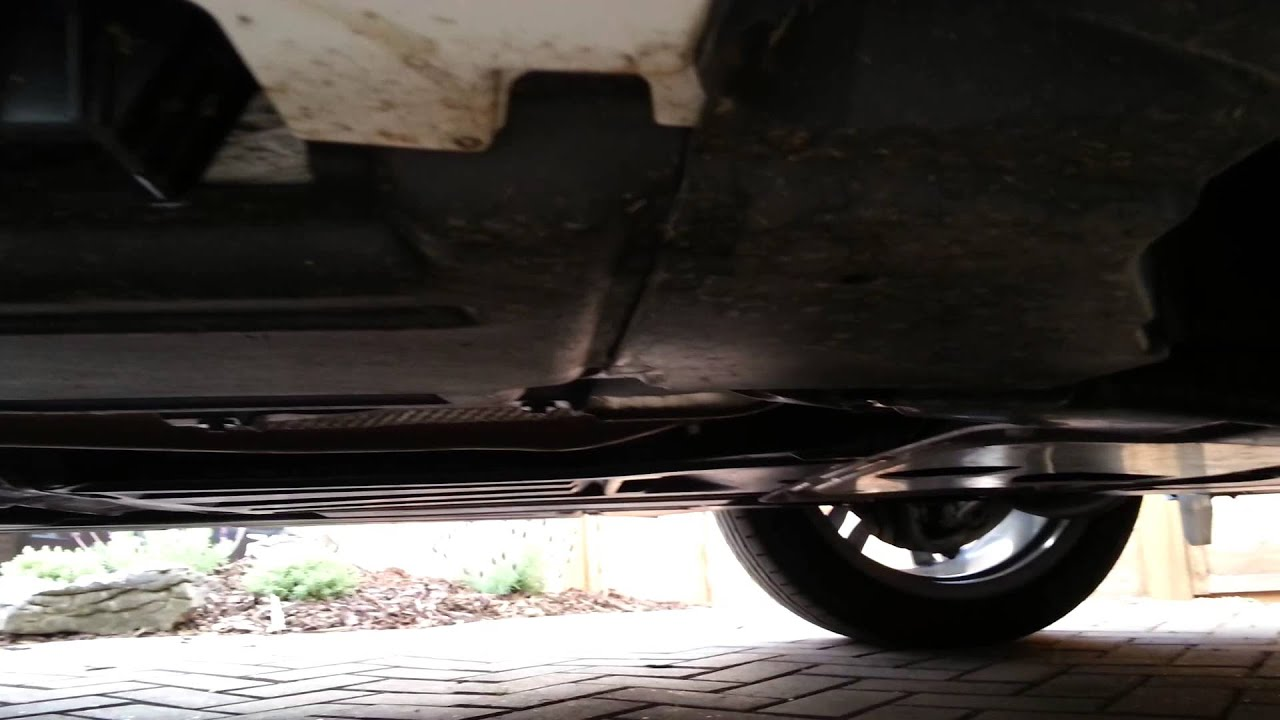 BMW X40d Air Suspension Compressor Noise