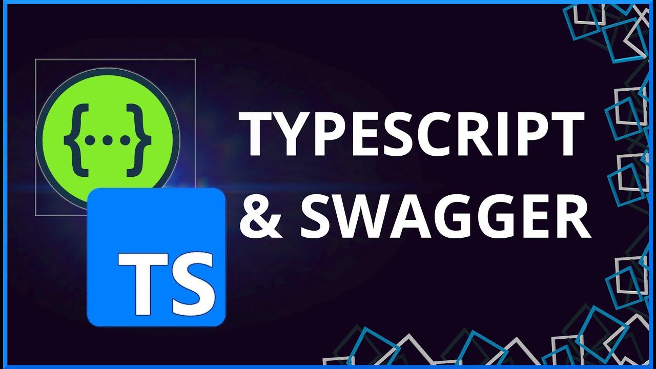 Typescript, Swagger & Lowdb REST API